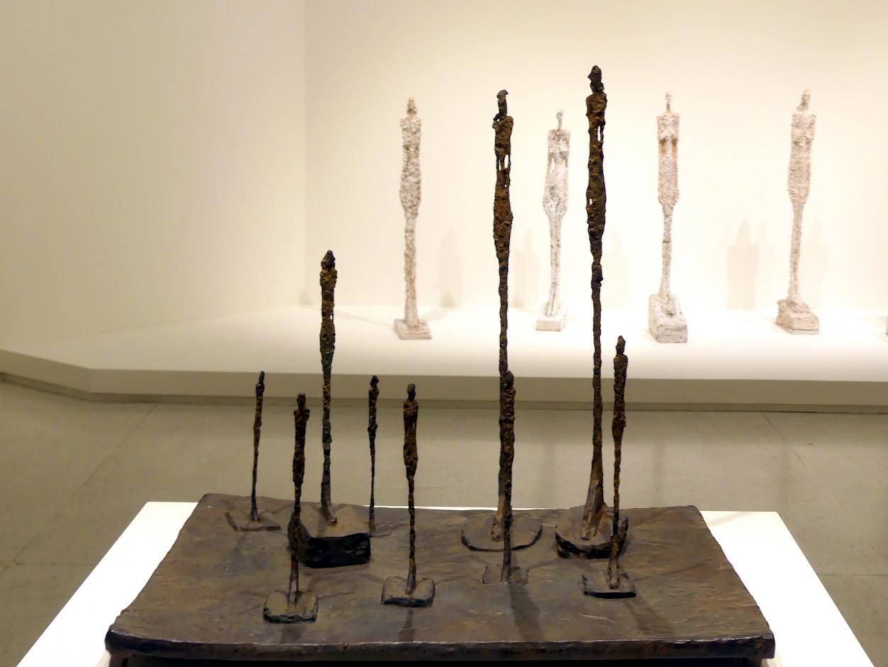 Alberto Giacometti: Die Lichtung, 1950