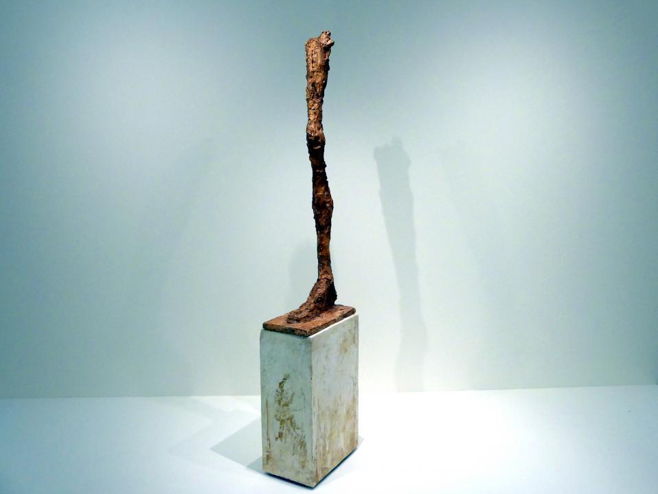 Alberto Giacometti: Bein, 1958