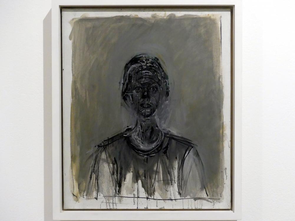 Alberto Giacometti: Schwarze Annette, 1962