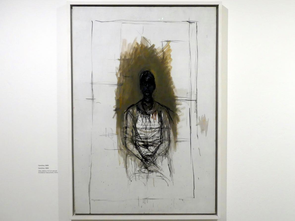 Alberto Giacometti: Caroline, 1965