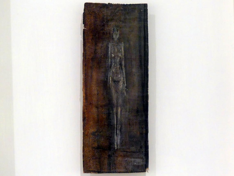 Alberto Giacometti: Stehender Akt, 1946 - 1948