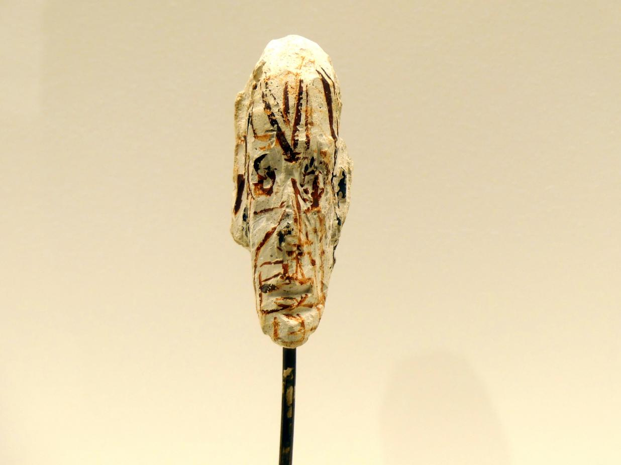 Alberto Giacometti: Kopf eines Mannes, 1948 - 1950