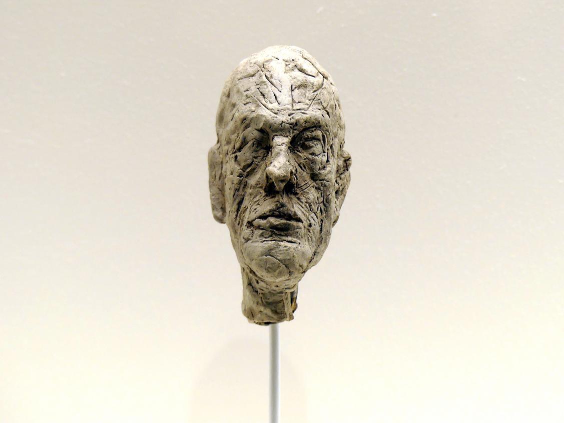 Alberto Giacometti: Kopf von Diego, vor 1950