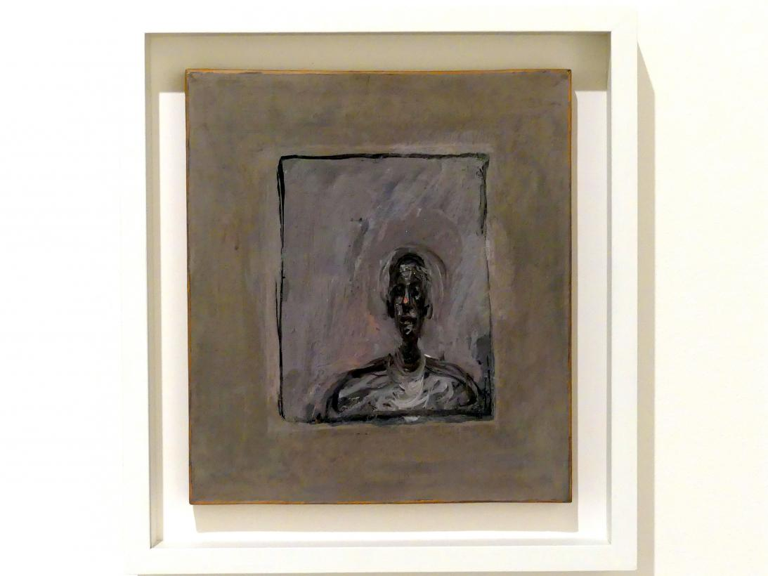 Alberto Giacometti: Bildnis eines Mannes, um 1951