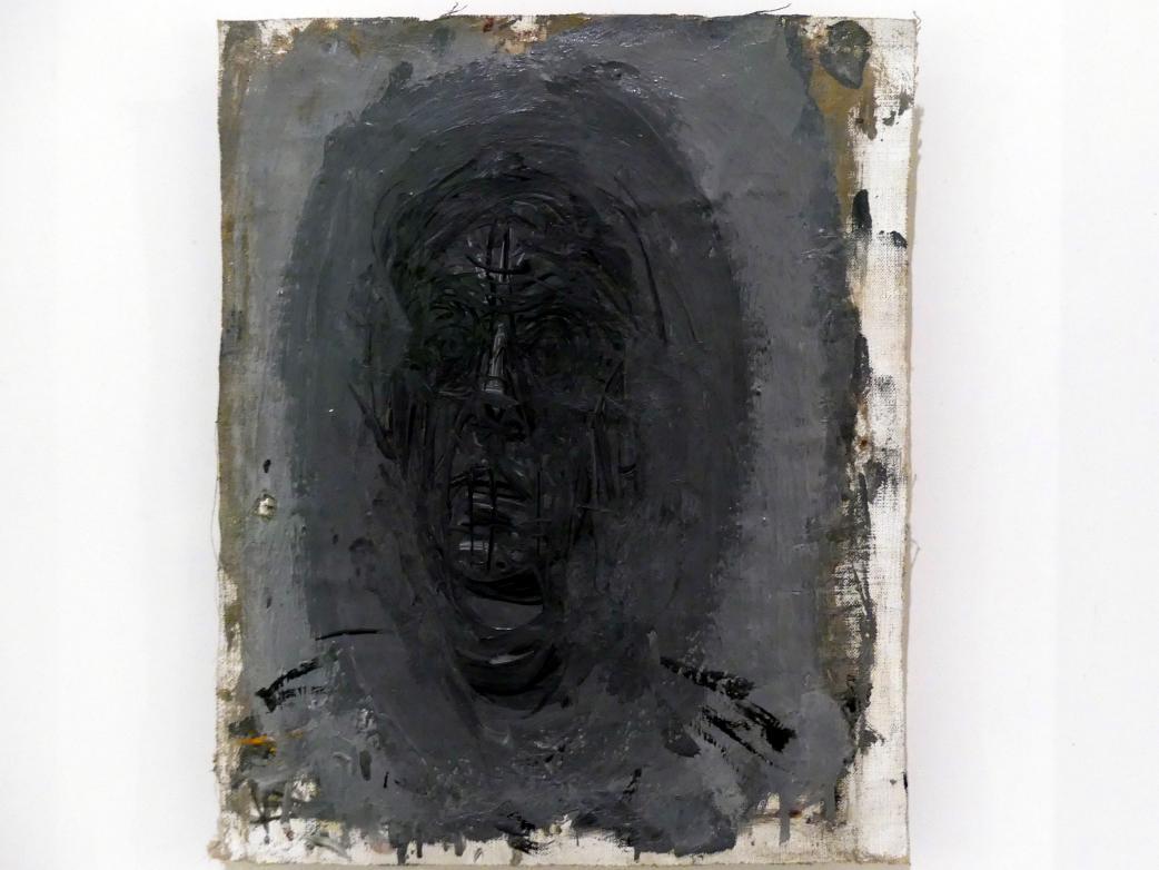 Alberto Giacometti: Kopf eines Mannes, um 1956 - 1957