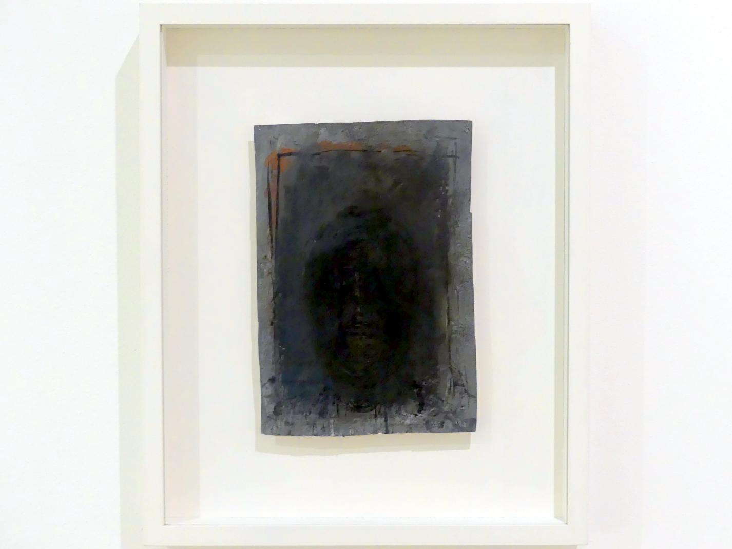 Alberto Giacometti: Angesicht eines Mannes, 1956 - 1957