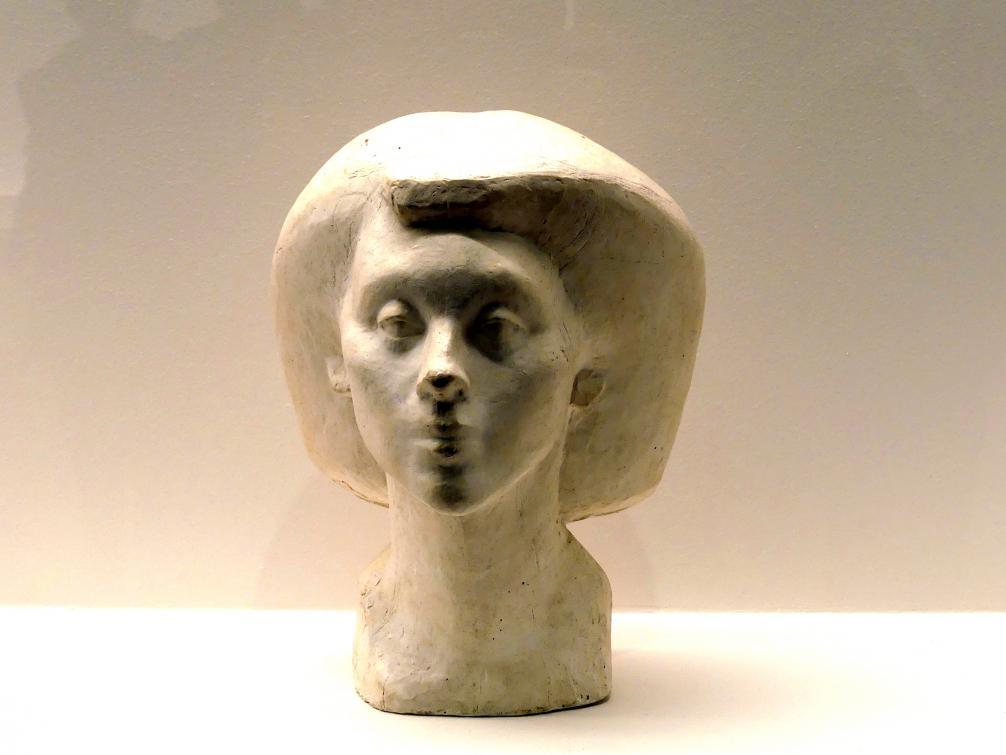 Alberto Giacometti: Kopf von Isabel, 1936