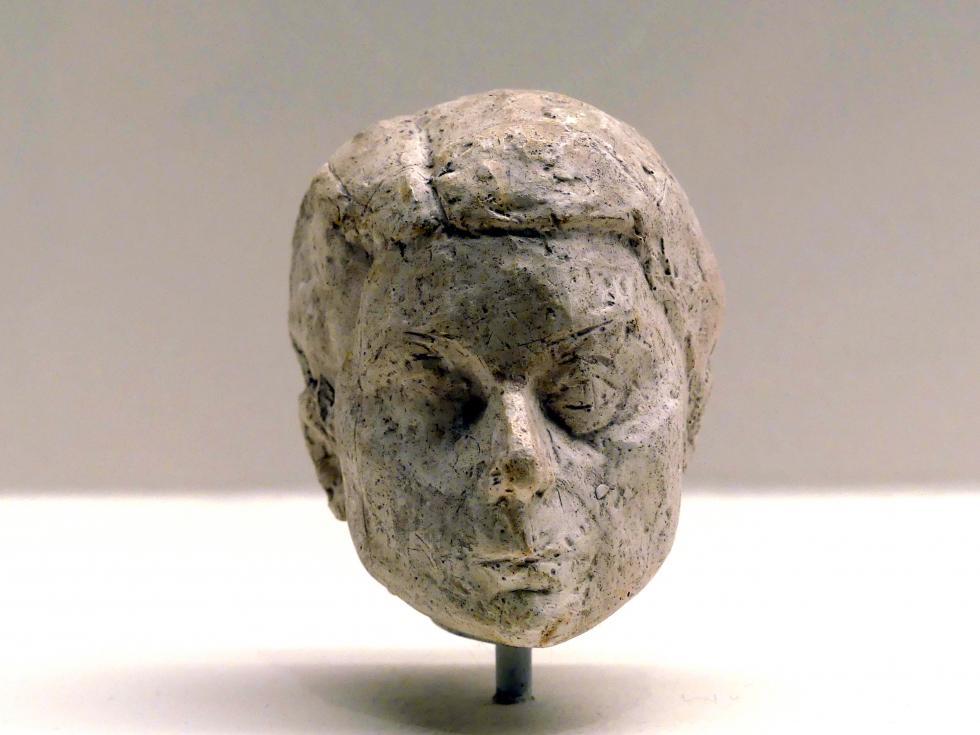 Alberto Giacometti: Kopf einer Frau (Rita), 1936