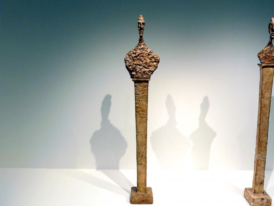 Alberto Giacometti: Stele III, 1958