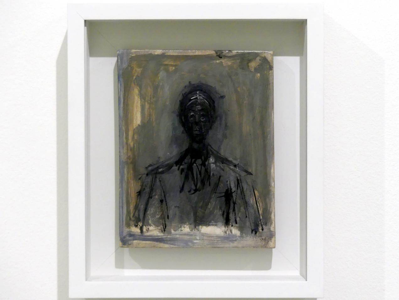 Alberto Giacometti: Büste Isaku Yanaihara, 1959