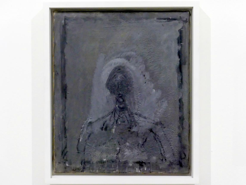 Alberto Giacometti: Büste Isaku Yanaihara, um 1959