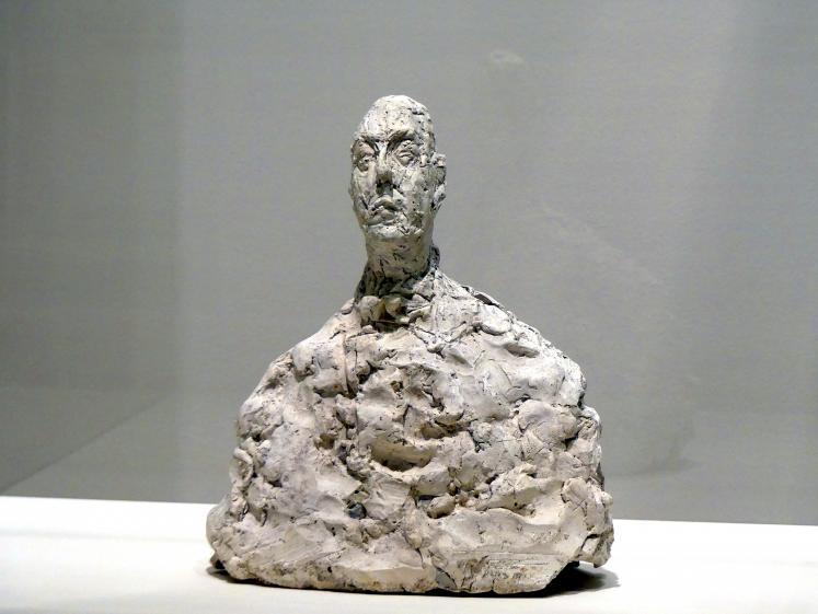 Alberto Giacometti: Büste Théodore Fraenkel II, 1960
