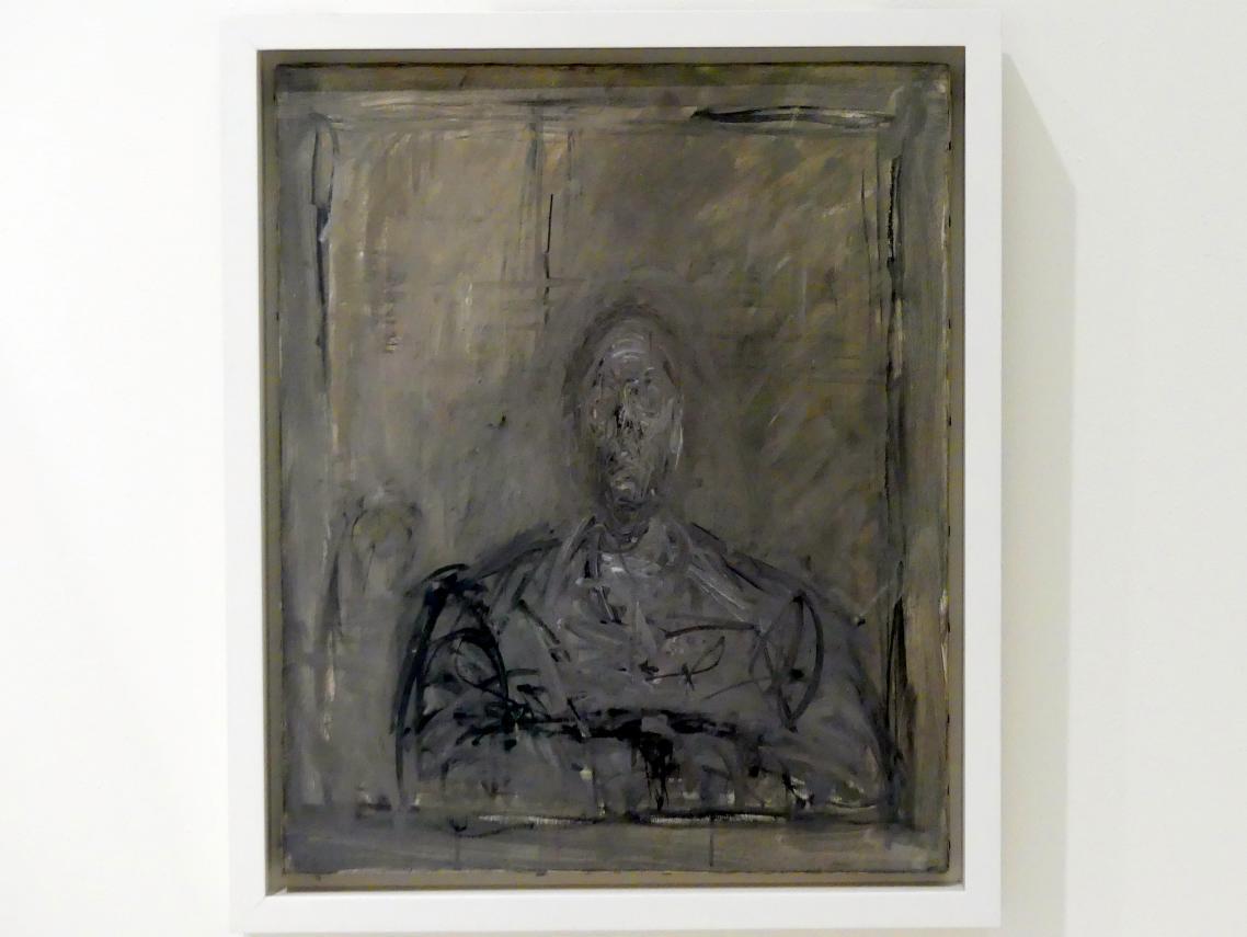 Alberto Giacometti: Büste eines Mannes (Théodore Fraenkel), um 1954