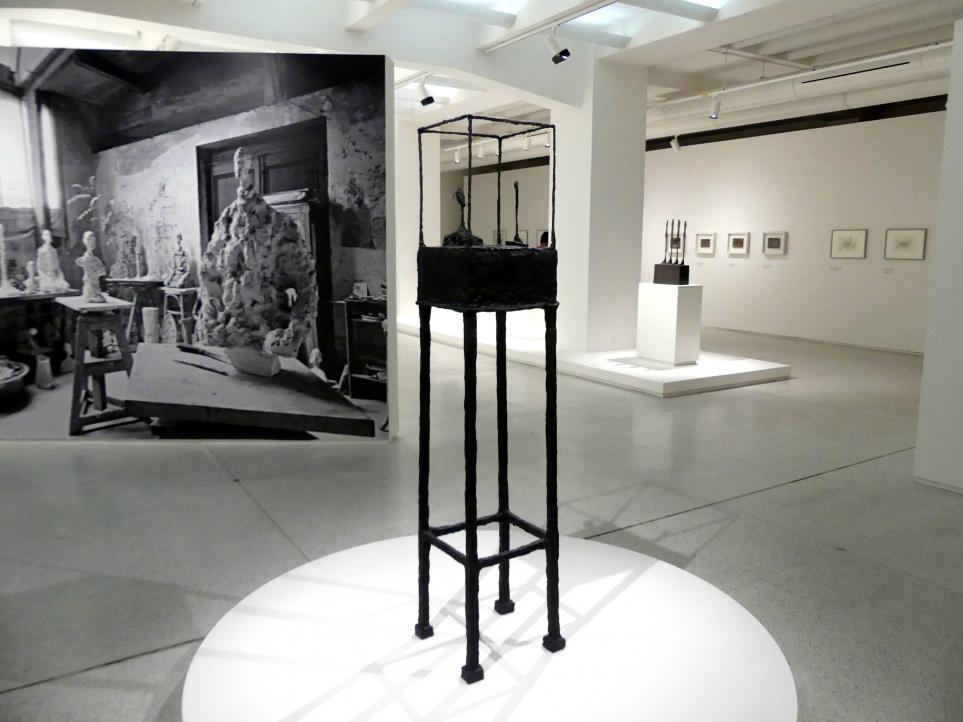 Alberto Giacometti: Käfig, 1950 - 1951
