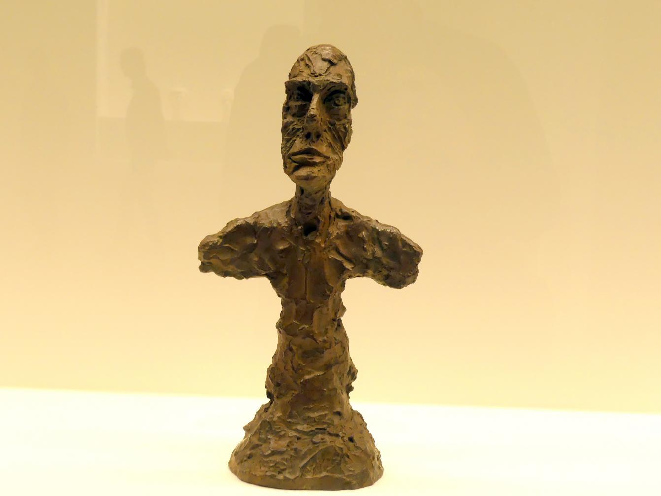 "Alberto Giacometti: Büste eines Mannes (""New York I""), 1965"
