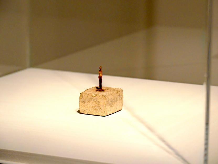 Alberto Giacometti: Sehr kleine Statuette, 1937 - 1939