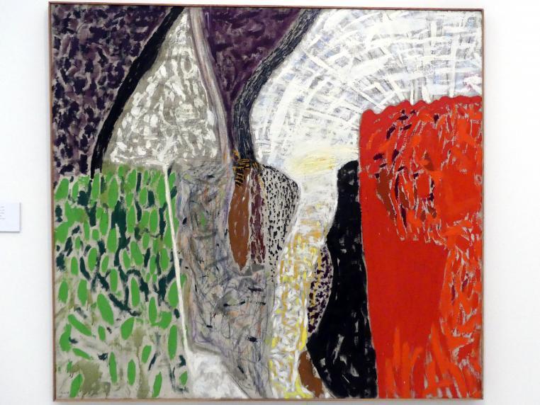 Ivan Ouhel: Roter Fels, 1990