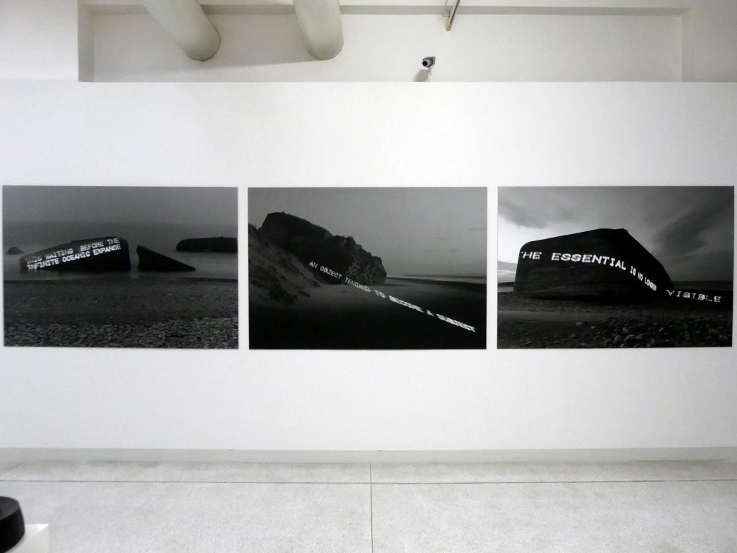 Magdalena Jetelová: Festung am Atlantik, 1995