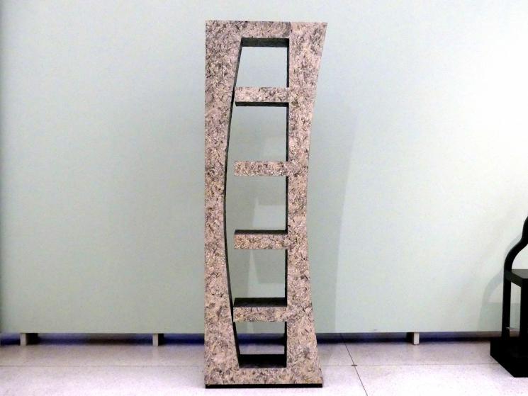 Jiří Pelcl: Bibliothek - Eisberg, 1990