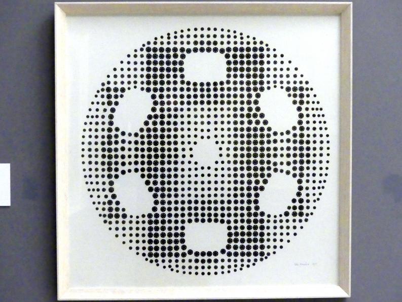 Běla Kolářová: Verschluss I, 1969