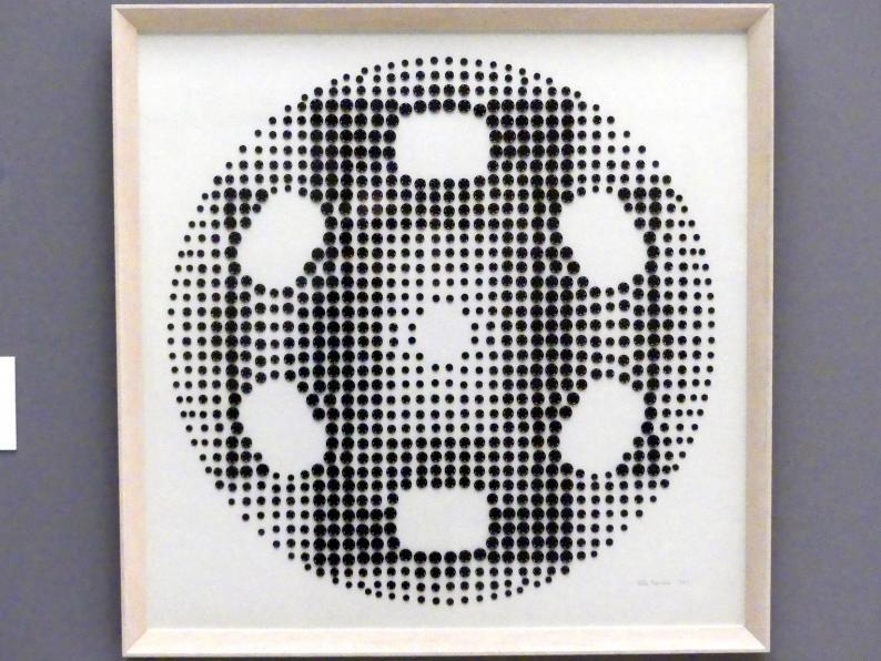 Běla Kolářová: Verschluss II, 1969
