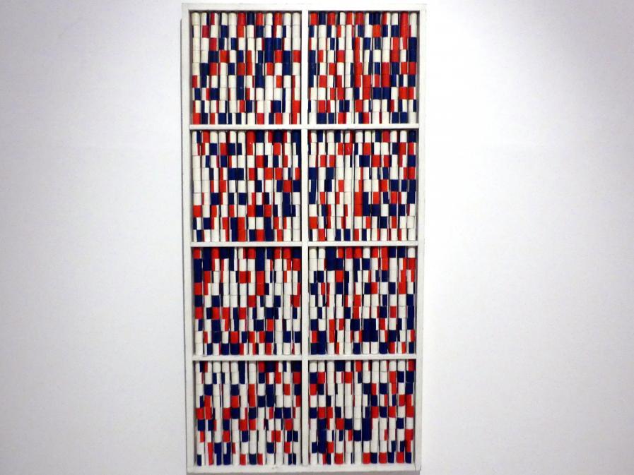Radek Kratina: Farbrelief, 1967
