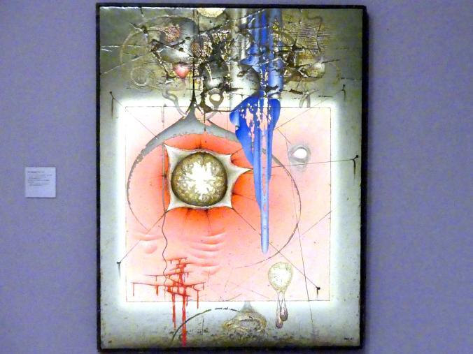 Jiří Valenta: Bildnis eines jungen blinden Mannes, 1965 - 1966