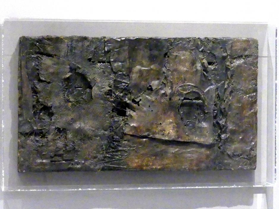 Antonín Tomalík: Objekt, 1960