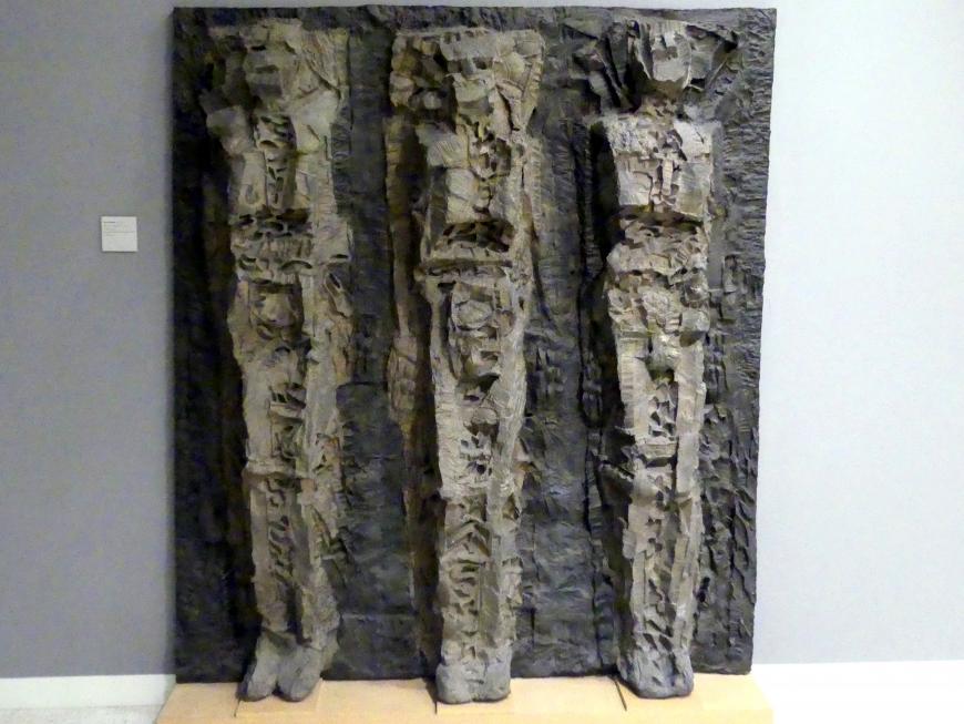 Karel Hladík: Wand (Schatten der Hingerichteten), 1965