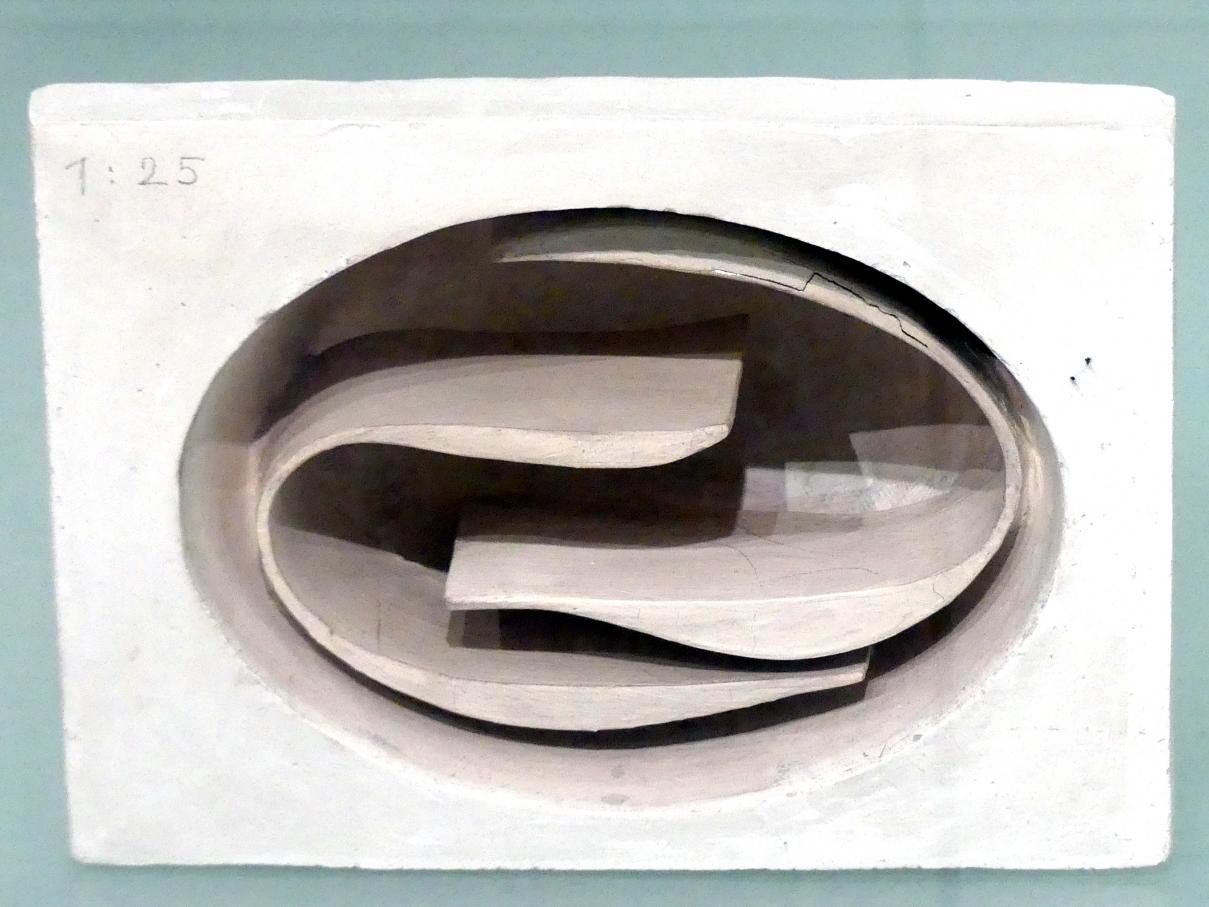 Zdeněk Šputa: Entwurf eines Schaufensters, um 1960 - 1970