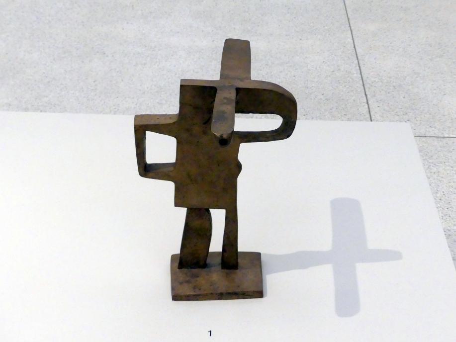 Zbyněk Sekal: Figur, um 1955 - 1960