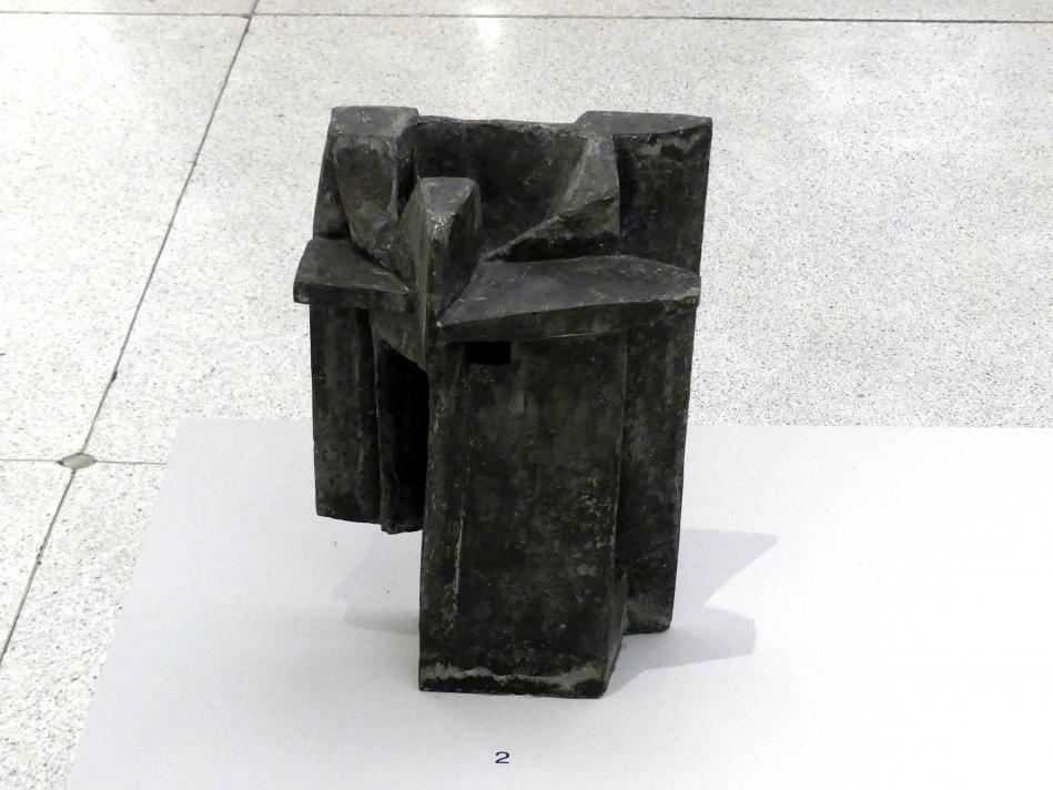 Zbyněk Sekal: Zuhause I, 1958