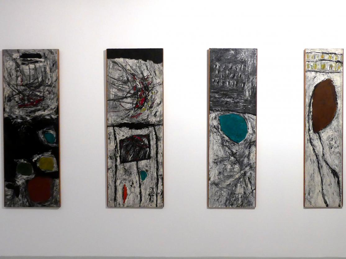 Jan Kotík: Räumliche Malerei (Bild im Raum), 1962 - 1963