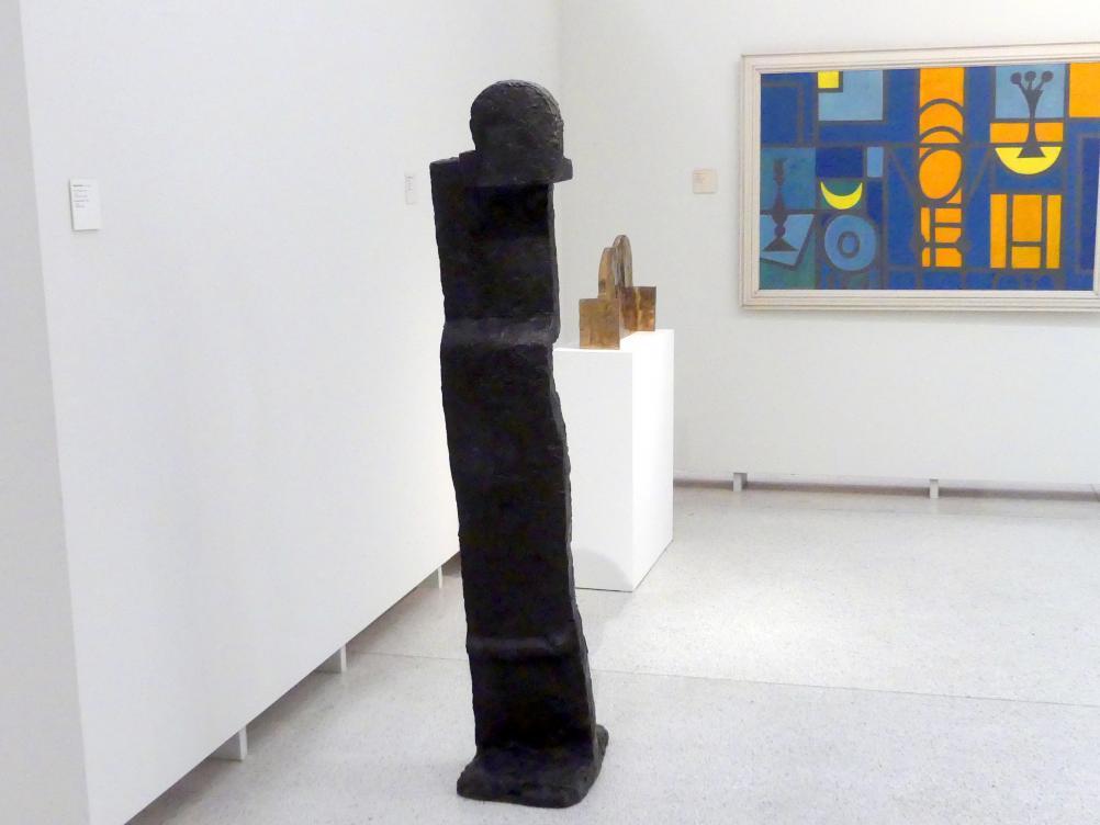 Zdeněk Palcr: Stehende Figur II, 1966