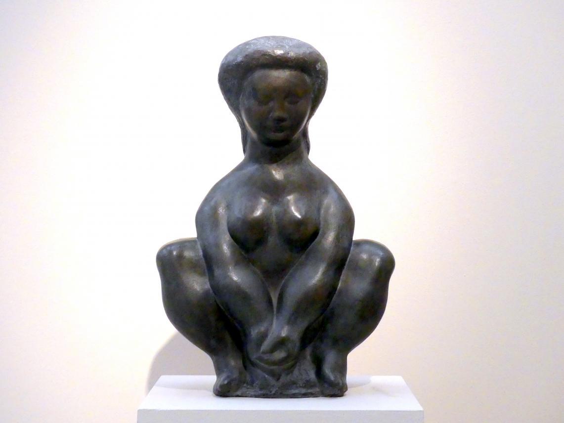 Martin Reiner: Sitzende, 1946