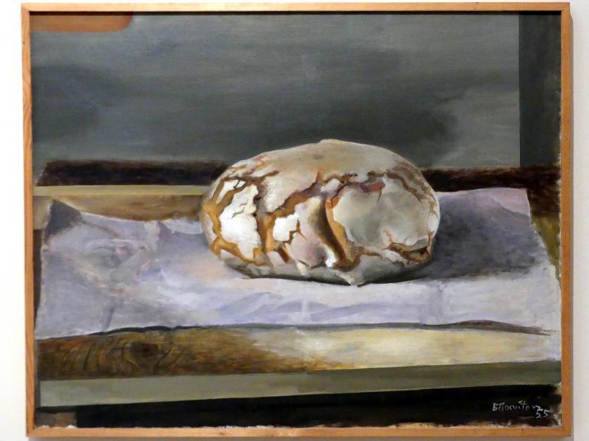 Andrej Bělocvětov: Großer Brotlaib, 1955