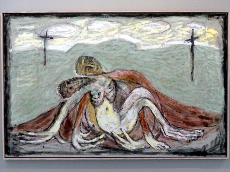 Karel Šlenger: Pietà, 1978