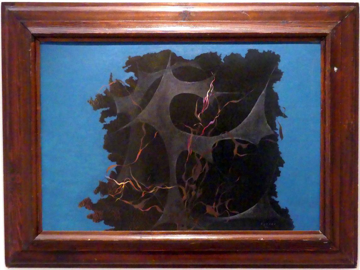 Josef Istler: Spinnweben, 1944
