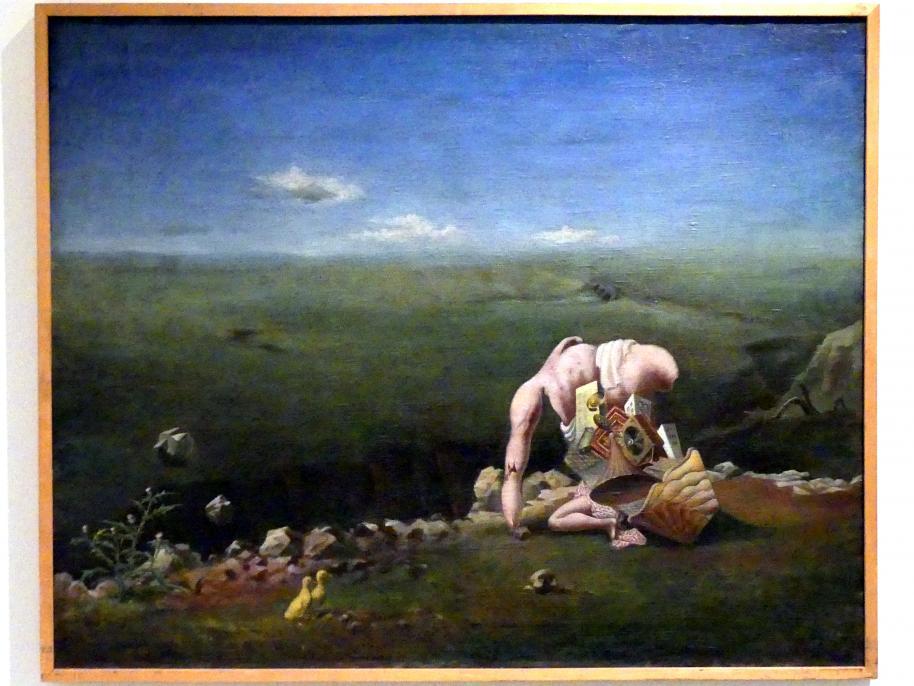 Václav Tikal: Die letzten Dinge, 1941