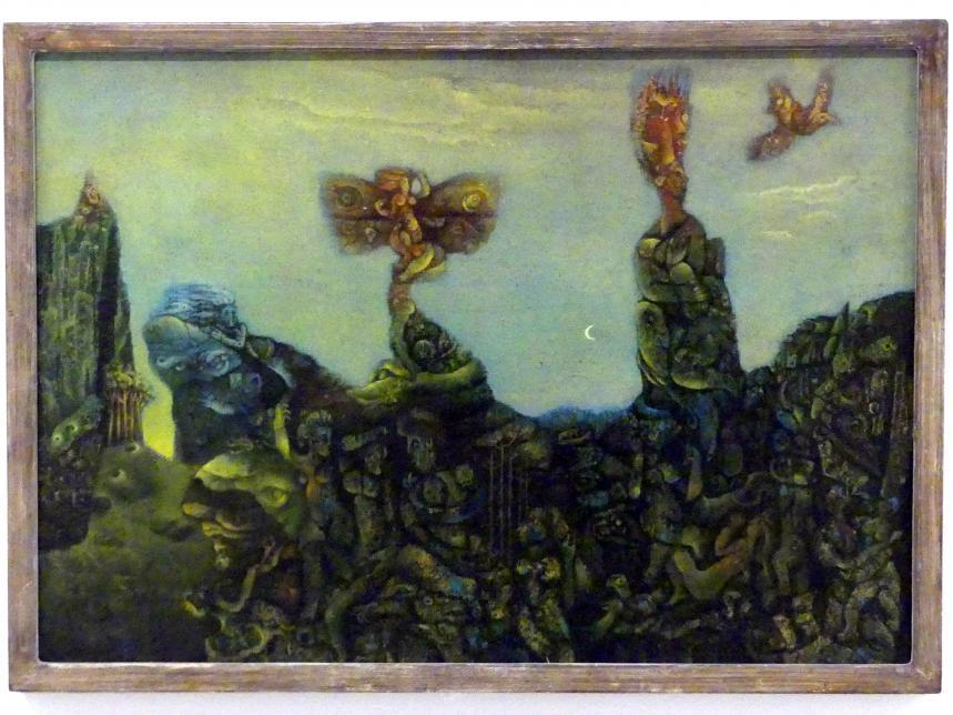 Zdeněk Sklenář: Mácha's Landschaft, 1948