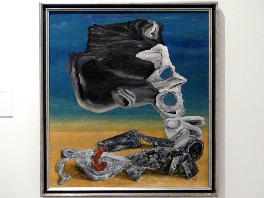 Jindřich Štyrský: Auf dem Grab, 1939