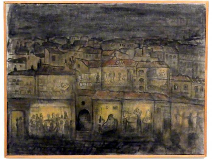 Alén Diviš: Unter den Dächern von Paris, 1942