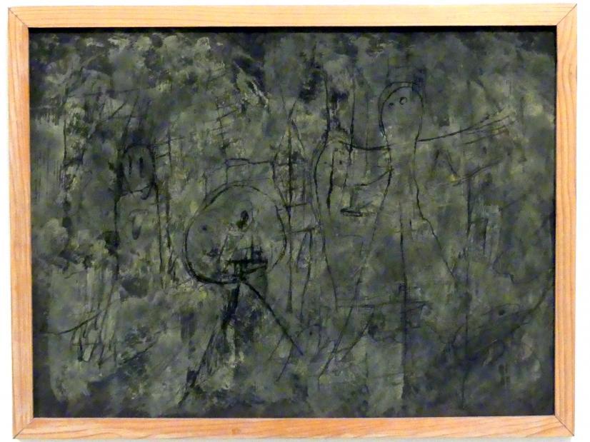 Alén Diviš: Halluzination, 1941
