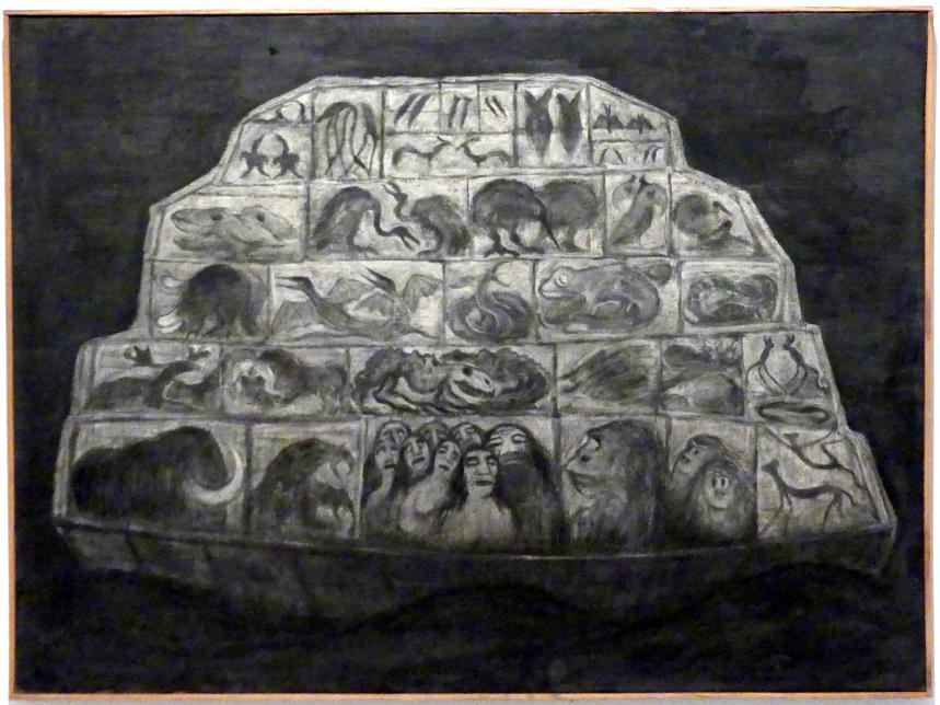 Alén Diviš: Arche Noah, 1945
