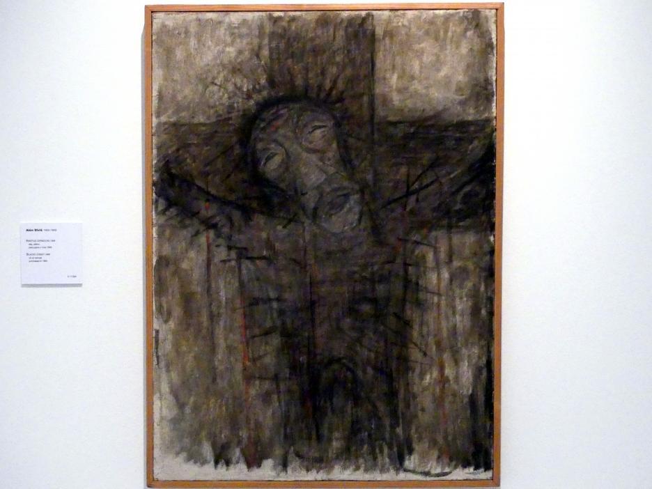 Alén Diviš: Schwarze Christus, 1948
