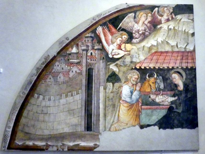 Christi Geburt, um 1370 - 1390