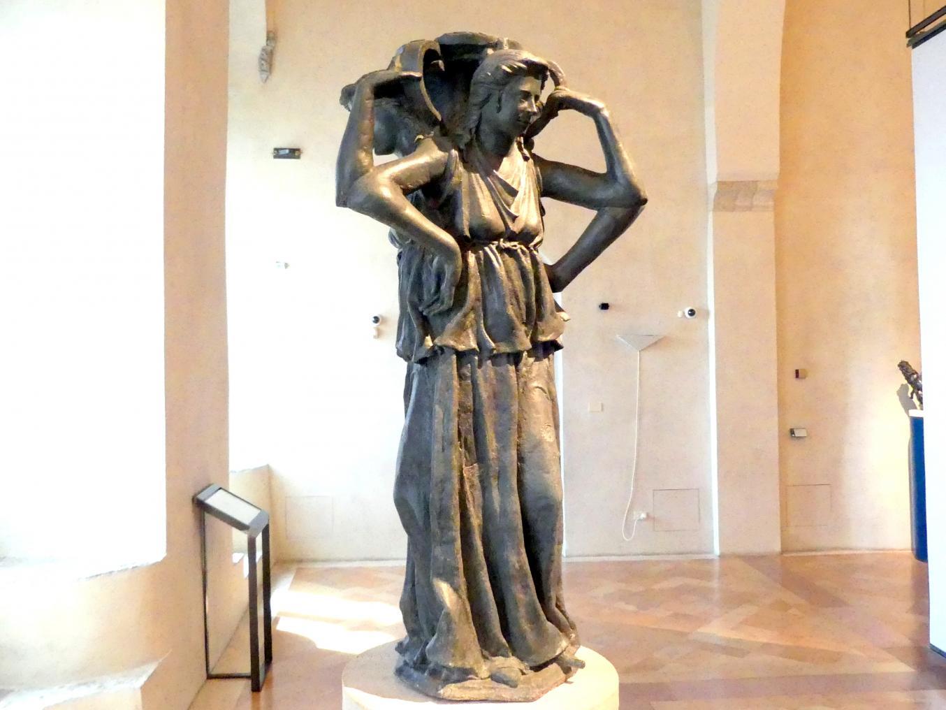 Rubeo: Skulptur der Fontana Maggiore in Perugia, 1278