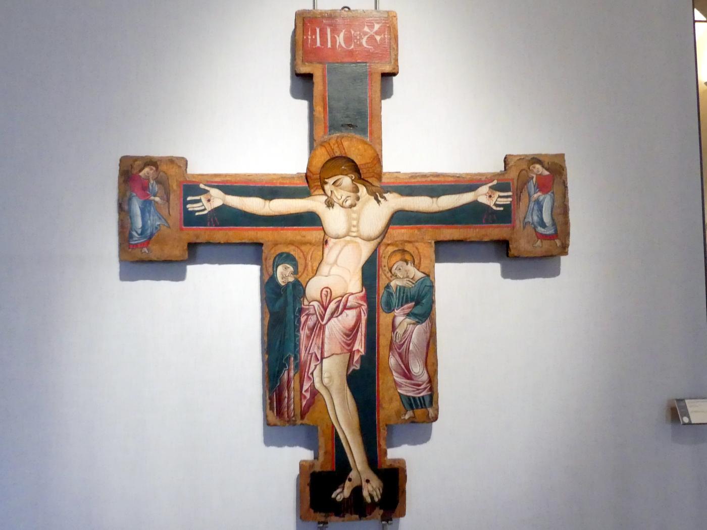 Gekreuzigter Christus, 1280 - 1300