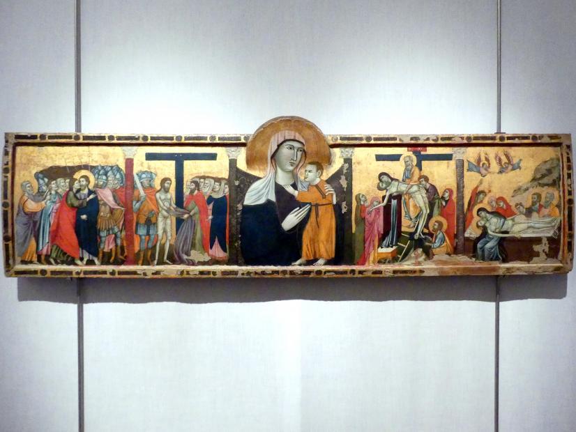 Meister von Farneto: Altarretabel, um 1290