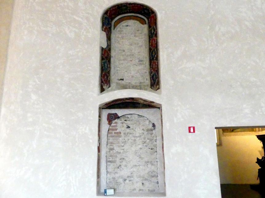 Fresko, um 1320 - 1330